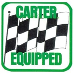 Carter Equipped Decal