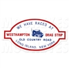 WESTHAMPTON DRAG STRIP Sticker