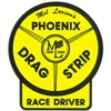 Phoenix Dragstrip Race Driver Decal