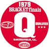 Bakersfield 1979 Bracket Finals Decal