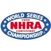NHRA 1970 World Series Contestant Decal
