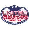 UDRA United Drag Racers Association Decal
