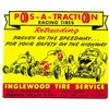 POS-A-TRACTION Racing Tires Decal