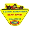 NHRA 1961 Indianapolis National Championship Decal