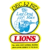 Lions Last Drag Race 1972 Decal