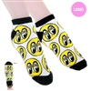 EYEBALL Ladies Ankle Socks