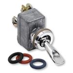 Toggle Switch - Heavy Duty SPDT On-Off-On Momentary