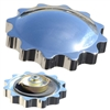 Polished Chevy Sprocket Gas Cap