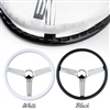 "15"" California Finger Grip Steering Wheel"