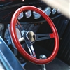 California Metal Flake: Slotted Spoke 13-inch Steering Wheels