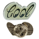 "MOON ""Cool"" Hat Pin"