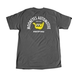 IN4MATION X MOONEYES AUTOMOTIVE T-SHIRT