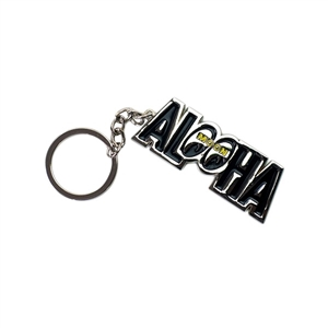 IN4MATION X MOONEYES ALOHA EYES ENAMEL KEYCHAIN