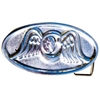 Flying Eyeball Belt Buckle