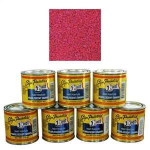 1-Shot Paint - 904 PEARL Bright Red