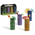 TIKI Mug Collection Set