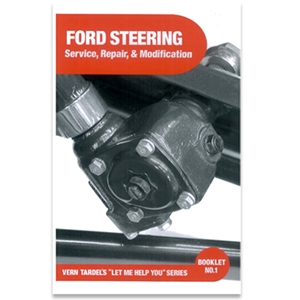 Vern Tardel's Ford Steering Booklet