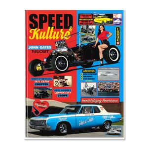 Speed and Kulture Summer 2020  Issue #3