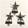 SAFETY STAR LICENSE TOPPER WITH A LIGHT