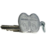 Moon Equipped Key FOB