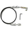 Lokar Universal Throttle Cable
