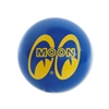 Royal Blue MOON Antenna Ball