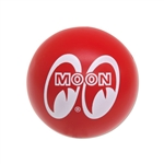 Red MOON Antenna Ball
