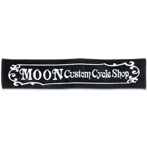 MOON Custom Cycle Shop Muffler Towel