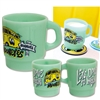 MOON MILKY MUG GREEN