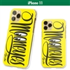 MOONEYES Lettering iPhone 11 Hard Case