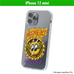 Fire Eye Ball iPhone 12 mini Hard Case