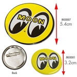 MOON Can Badge Large