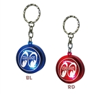 MOON Soft-touch LED Keychain
