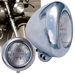 MOONEYES Exclusive MC Headlight by Cole Foster