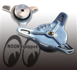 MOON Original Spinner Gas Cap for 1-1/2'' Bung - Vented