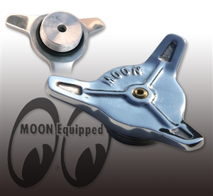 MOON Original Spinner Gas Cap for 1-1/2'' Bung