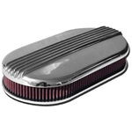MOON Original Finned Dual Quad Air Cleaner