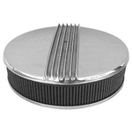 Round Finned Air Cleaner