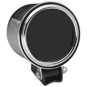 Gauge Mounting Cup 3.375-inch Chrome