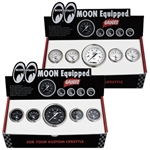 MOON Equipped 5 Gauge Set