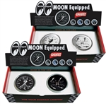 MOON Equipped Spectacular 5-Gauge Set