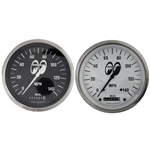 "4-5/8"" Programmable Electric 140 MPH Speedometer"