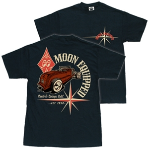 MOON EQUIPPED Classic Roadster T-shirt