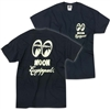 Moon Equipped Script T-shirt