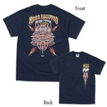 MOON Equipped Hot Rod & Kustom Supply T-shirt