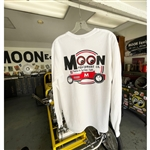MOON Equipped Red Roadster Long Sleeve T-shirt