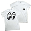 MOON Equipped T-Shirt with Pocket (White)