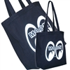 MOON Tote Bag - Black