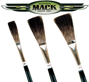 MACK Jet Stroke Series 1962 Brushes