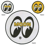 MOON Logo Round Patch